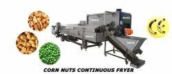 Corn Nuts Continuous Fryer
