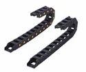 Sibass Black Open Type Drag Chain 25x57, R55, Size/capacity: 25*57