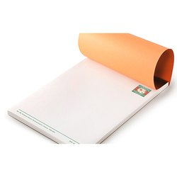 100 GSM JK Bond Letter Head (With Pad) 210 X 297 mm