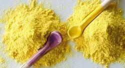 Yellow Calcium Powder Cattle Feed Grade, Hdpe Bag, 50 K.g