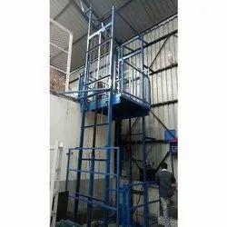 Heavy Duty Hydraulic Goods Lift