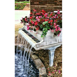 Musical Water Fountain