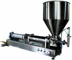 Semi Auto Pickle Filling Machine