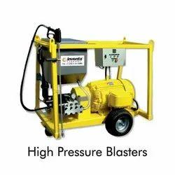 High Pressure Blasters Hydro Blasters