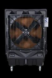 RAJ Plastic Black Tent Air Cooler