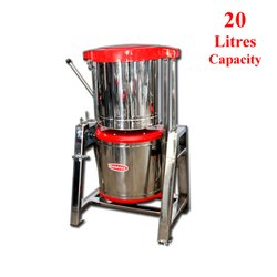 20 Litres Capacity Commercial Tilting Wet Grinder Heavy A Type