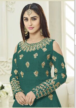b4e080c4ce Multcolor Arihant Designer Sashi Vol 11 Georgette Designer Suits, Rs ...