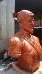 Half Statue Shivaji Maharaj