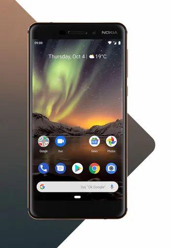 4751b3983 Nokia 6.1 Mobile Phone