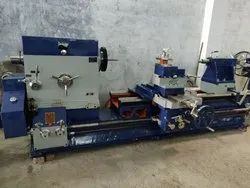 12 Feet Lathe Machine