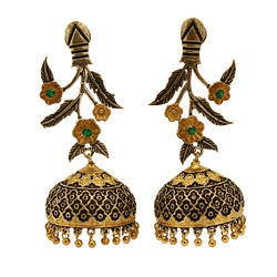 Gold Plating Earring