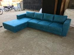 3 Lonjar Leather Sofa