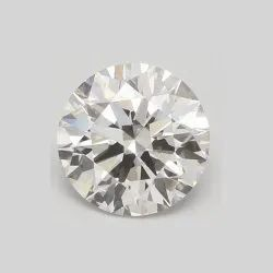 CVD Diamond 2 Ct F VVS2 Round Brilliant Cut IGI Certified Stone