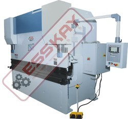 Automatic Hydraulic CNC CR Sheets Bending Machine Cnc-12525