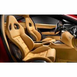 Designer Car Seat Cover, seat cover design - Annapurna Motors, New ...