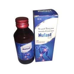 Nufast Joint Pain Relief Oil