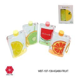Note Book Fruit Bottle-WBT-107-380ml