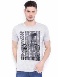 New Stylish Half Sleeve Mens T-Shirts