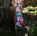 Women Tie Dye Dress