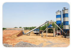 Construction Concrete Batching Plant