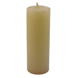 Plain Pillar Candles