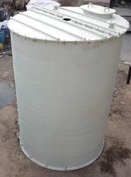 PP Storage Vessel