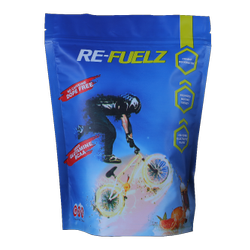 Greenex Nutrition Refuelz - Energy Drink, Packaging Type: Pouches