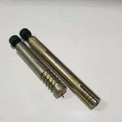 12 Mm 3 Inch Railing Fastener, Material Grade: SS309