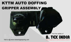 Kttm Auto Doffing Gripper Assembly