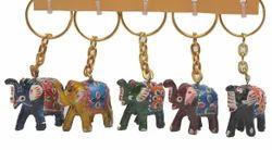 ICH Elephant Keychain