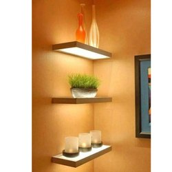 Standard Wood Wall Shelf