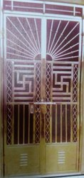 Jindal Stainless steel Door