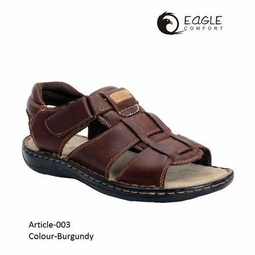 d4268de4f Leather Men  s Sandal