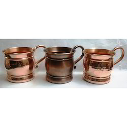 Copper Old Style Mug