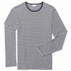 Men Cotton  Long Sleeve T Shirt