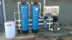 Automatic FRP RO Plant 250 LPH