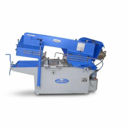UE - 3 HS Manual Metal Cutting Bandsaw Machine