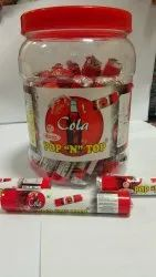 Harnik Pop N Top Rolls Candy