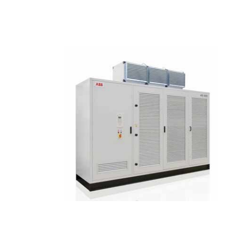 2 to 7 MW, ABB Medium Voltage AC Drives- ACS 5000