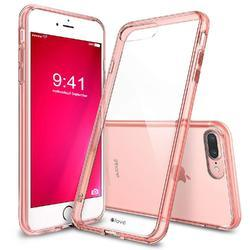 Rose Gold Ultra Thin Shock Proof Mobile Back Cover