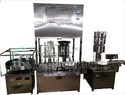 Four Head Vial Filling Machine