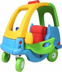 Multicolor Plastic Couple Car for Soft Play Nd Home Use