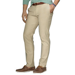 Plain Mens Cotton Pant