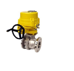 Automatic Medium Pressure Motorized Operated Valves, For Industrial