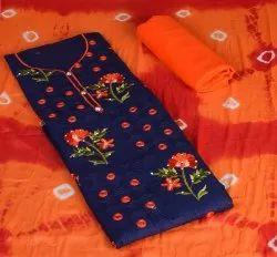 Cotton Unstiched Kiana Suits
