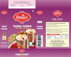OmJee GaiChhap Thandai Powder