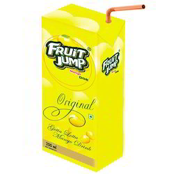 Fruit Jump Yellow Mango Juice, 1 Pack Contains: 27 Piece, Packaging Size: 200 ml