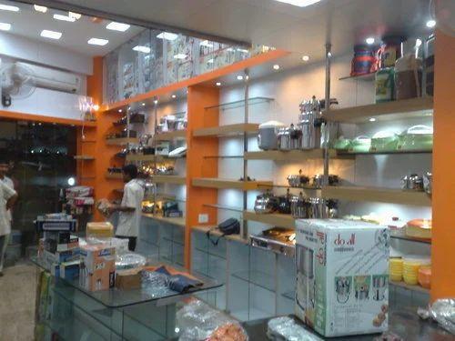 Cell Phone Shop Interior Decoration In Nerkundram Chennai