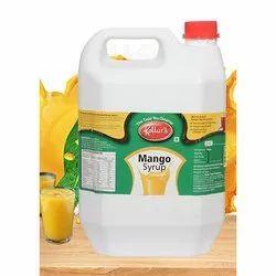 Mango Syrup - 5 Ltrs
