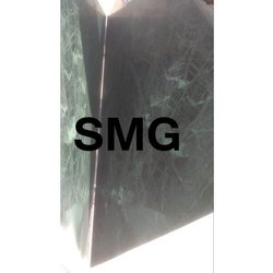 Polished Green Granite Slab, Thickness: 14-16 Mm, Size: 6-10 X 2-3 Feet
